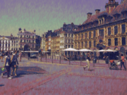 Lille grand place 2011