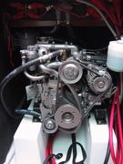 18 hp Yanmar engine