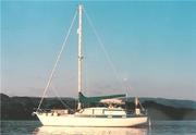 45 Columbia Sloop Profile