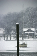 winter mooring