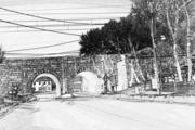 Double Railway Tunnel