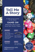 Tell Me A Story: Game On