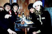 alex,andrea,anna & me @ XPè club