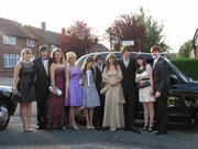 everyone at mine for prom