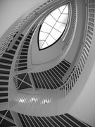 Museum Stairwell