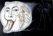 'Seconds of Dali's Thoughts'