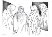 Veiled Figures 11