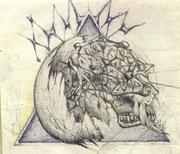 Skull (neutrino receiver).