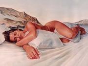 Contemporary Figurative Realism Art