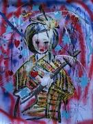 geisha paper