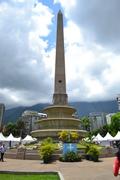 obelisco plaza francia caracas