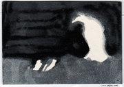 001-01-lonely-crow-ACEO-daniel-zegiel