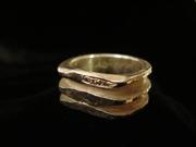 Silver + Diamond ring