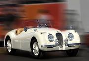 1957 Jaguar rodster