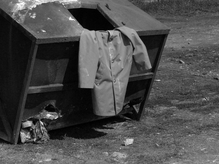 phantom of...the trash