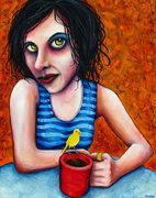 Caffeine Girl #2