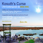 Kosuth's Curse - EXPO Quillan - April 6th-19th