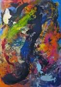 Acrylic paintings - Florence Artur