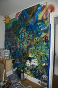 #222- collaborative mural