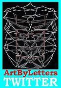 ArtByLetters  Social Goooloogy twitter small