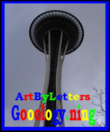 seattle needle gooology ArtByLetters