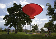 Spaces N° 6, Land ART New Mexico, Richard Levy Gallery, Albuquerque