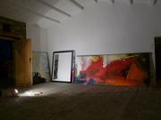Galerie Ephémère, ile D'yeu Aout 2009