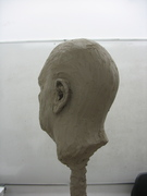 'chuck' (unfired 3/4 rear view)