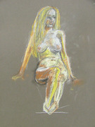 Life Drawings/ Figurative Studies