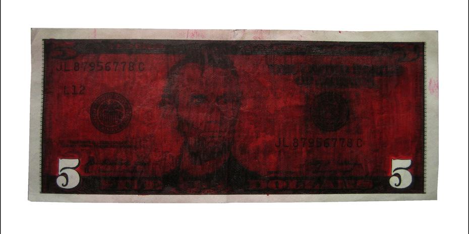 Dinero Nuevo - Rojo 55