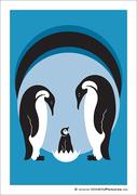 Emperor Penguin Hatchling