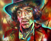 Jimi Hendrix lr
