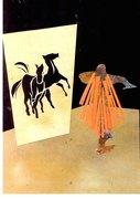 maquette for costume