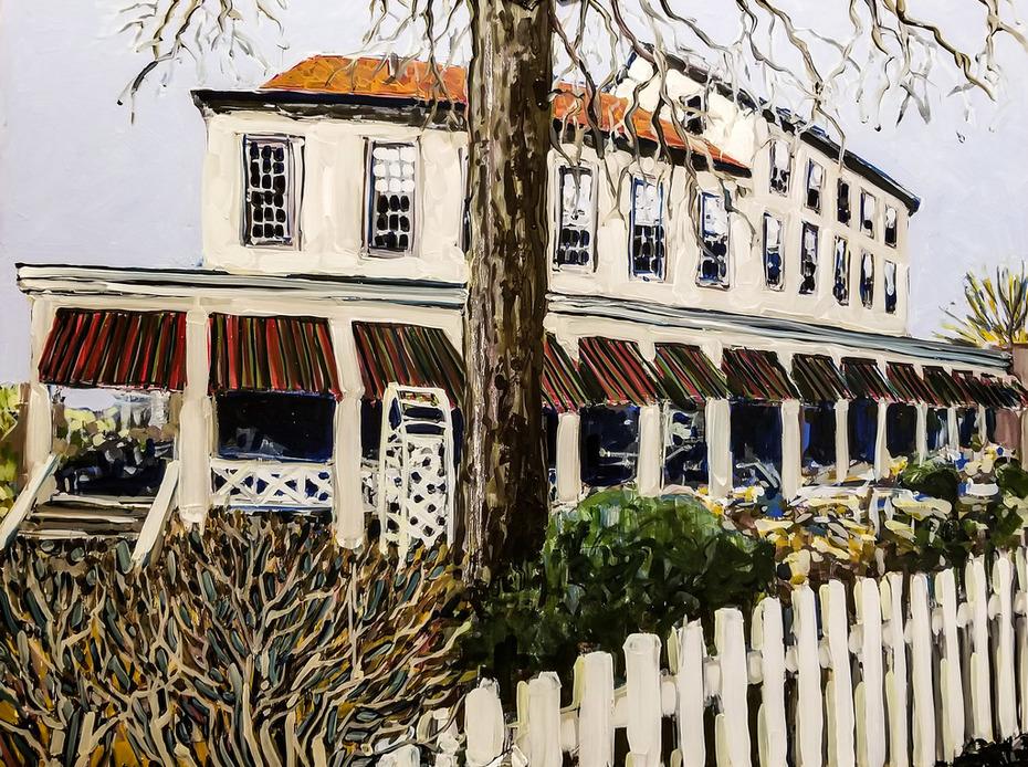 The Brick Hotel, Newtown PA USA
