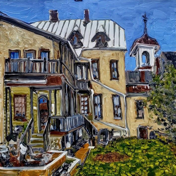 DJangles House, Frederick MD USA