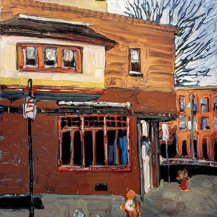 The 700, Northern  Liberties, Philadelphia PA USA