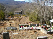 Promontory Old Broad River cemetery