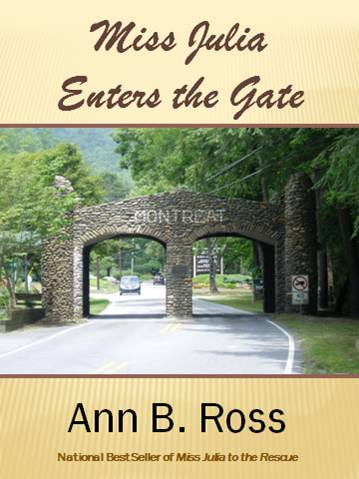 Miss Julia Enters the Gate
