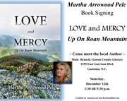 Love and Mercy Booksigning