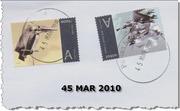 45 mars 2010