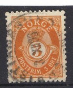 Identification of 3ore Posthorn stamp