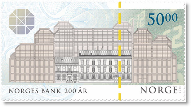 Nk1943 Norges Bank
