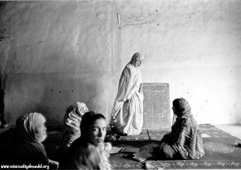 Lecciones - Sahara