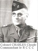 Colonel Charles