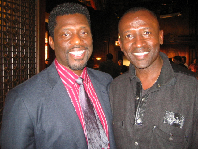 """Walter standin for Great Actor Eammon Walker ABC's """"The Whole Truth"""" Sept-Dec 2010"""