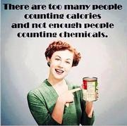 Counting Chemicals