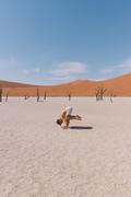 Yoga in Namibia