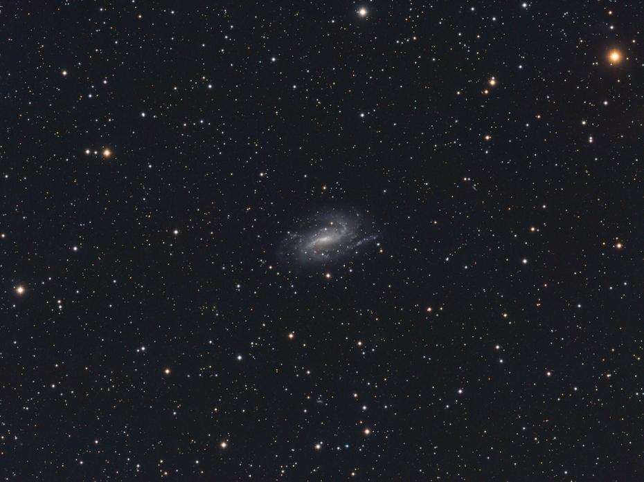 NGC925 LRGB