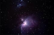 Orion nebulosan