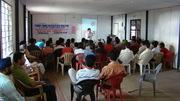 Teachers Training Workshop in progress